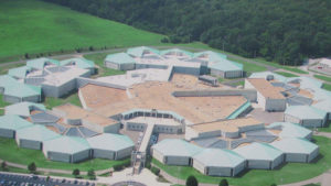 Riverside Regional Jail Aerial Picture