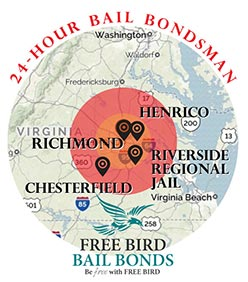 Free Bird Bail Bonds RVA